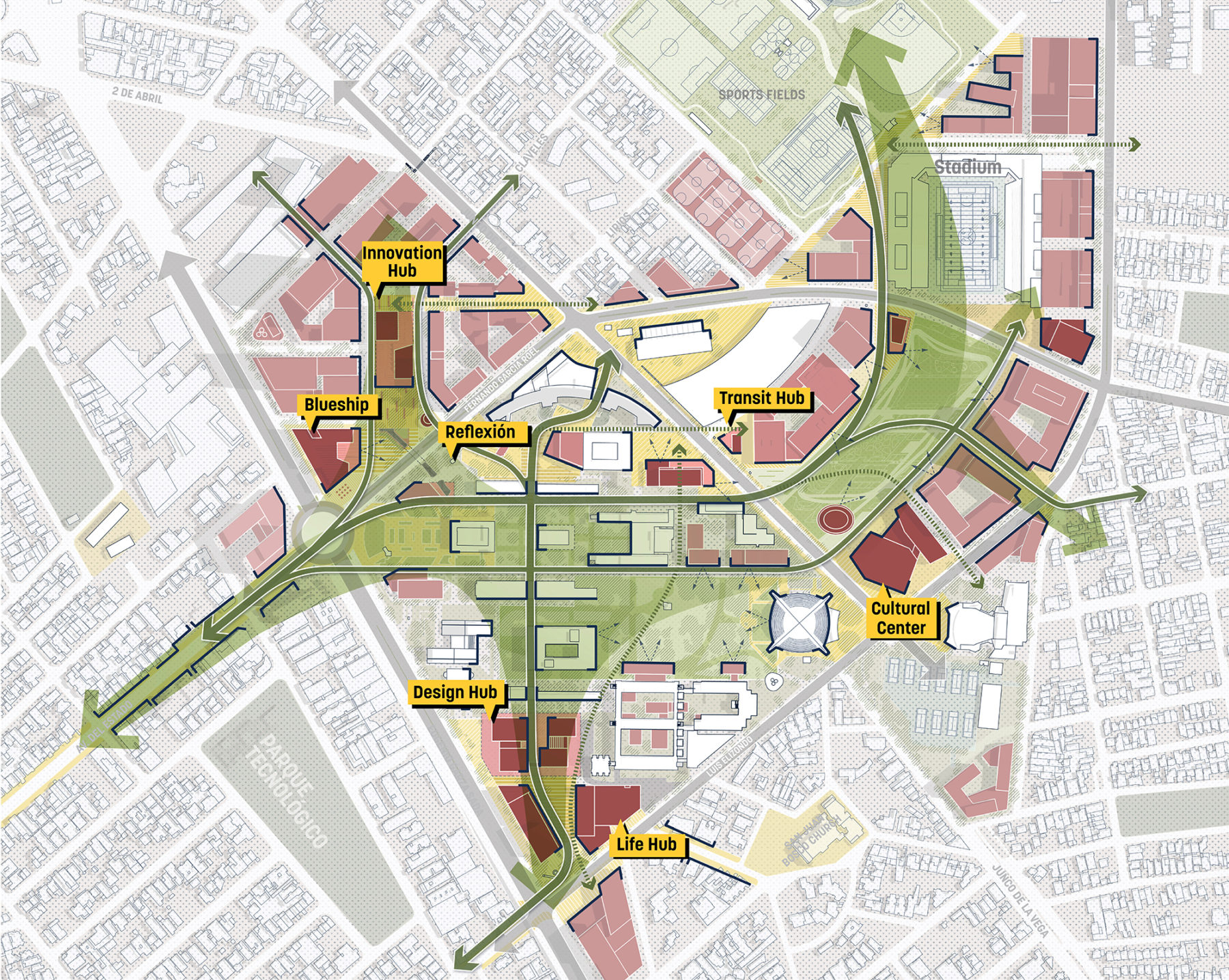 diagram of regeneration plan